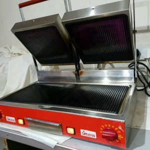 hire a double panini machine