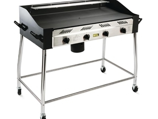 hire a flatbed bbq