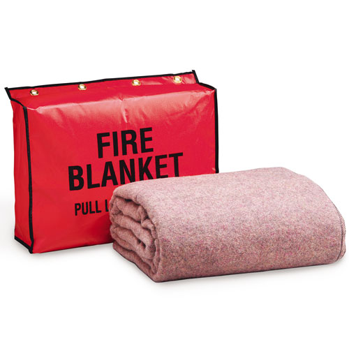 hire a fire blanket