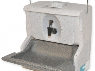 hire portable hand sink