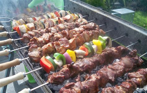 BBQ's / Paella